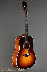 2019 Taylor Guitar Custom Dreadnought Mahogany/Adirondack Image 2