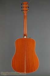 2019 Taylor Guitar Custom Dreadnought Mahogany/Adirondack Image 4