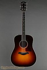 2019 Taylor Guitar Custom Dreadnought Mahogany/Adirondack Image 7
