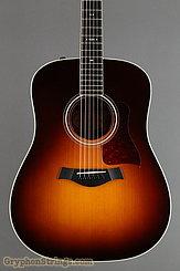 2019 Taylor Guitar Custom Dreadnought Mahogany/Adirondack Image 8