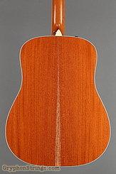 2019 Taylor Guitar Custom Dreadnought Mahogany/Adirondack Image 9