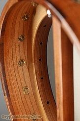 "2013 Waldman Banjo 12"" Cherry Wood-O-Phone Fretless Image 11"