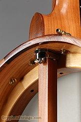 "2013 Waldman Banjo 12"" Cherry Wood-O-Phone Fretless Image 9"