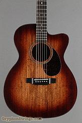 Martin Guitar OMC-16E Burst NEW Image 8