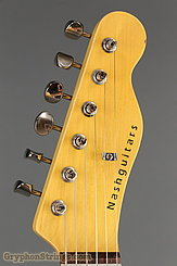 Nash Guitar T-63, Charlie Christian Neck P/U, Natural NEW Image 10