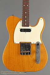 Nash Guitar T-63, Charlie Christian Neck P/U, Natural NEW Image 8