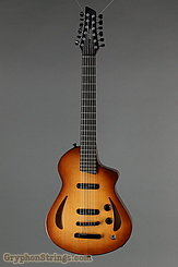 Veillette Guitar Aero Electric Tobacco Burst NEW Image 1