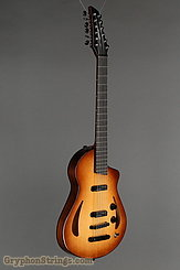 Veillette Guitar Aero Electric Tobacco Burst NEW Image 2