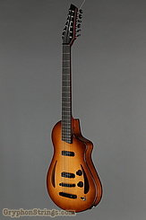 Veillette Guitar Aero Electric Tobacco Burst NEW Image 6