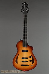Veillette Guitar Aero Electric Tobacco Burst NEW Image 7