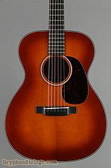 2018 Martin Guitar OM-18 Authentic 1933 Image 8