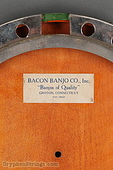 1926 Bacon Vintage Parts Style B Banjo Resonator Image 5