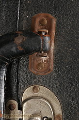 c. 1938 Geib Case Tenor Banjo (Resonator Style) Image 5