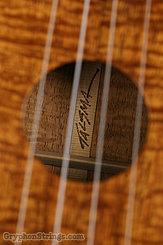 2009 Dave Talsma Ukulele Pineapple Surfer Image 9