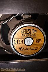 c. 2005 65 Amps Amplifier London 2x12 Blue Label Image 6