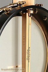 "Rickard Banjo Maple Ridge, 12"", Antiqued brass hardware NEW Image 9"
