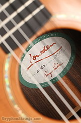 1996 Lowden Guitar S25J Image 13