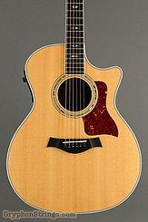 2002 Taylor Guitar 814ce Image 8