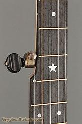 "Rickard Banjo Maple Ridge, 11"", Antiqued brass hardware NEW Image 13"