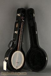 "Rickard Banjo Maple Ridge, 11"", Antiqued brass hardware NEW Image 15"