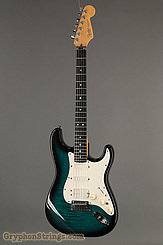 1991 Fender Guitar Strat Ultra Green Burst