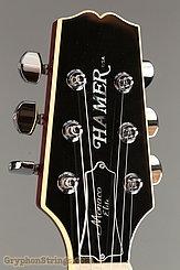 2004 Hamer Guitar Monaco Elite Sunburst Image 10