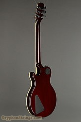 2004 Hamer Guitar Monaco Elite Sunburst Image 5