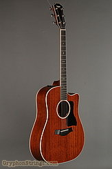 2014 Taylor Guitar 520ce Image 2