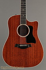 2014 Taylor Guitar 520ce Image 8