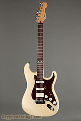 2006 Fender Guitar American Deluxe Stratocaster Pearl White