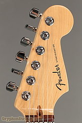 2006 Fender Guitar American Deluxe Stratocaster Pearl White Image 10