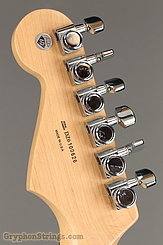 2006 Fender Guitar American Deluxe Stratocaster Pearl White Image 11