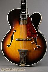 2004 Gibson Guitar L-5 Wes Montgomery Sunburst Image 1