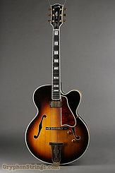 2004 Gibson Guitar L-5 Wes Montgomery Sunburst Image 3