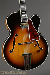 2004 Gibson Guitar L-5 Wes Montgomery Sunburst Image 5