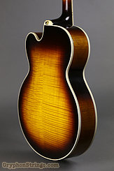 2004 Gibson Guitar L-5 Wes Montgomery Sunburst Image 6