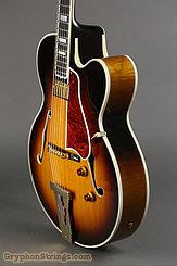 2004 Gibson Guitar L-5 Wes Montgomery Sunburst Image 7