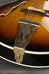 2004 Gibson Guitar L-5 Wes Montgomery Sunburst Image 8