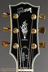 2004 Gibson Guitar L-5 Wes Montgomery Sunburst Image 9