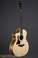 Taylor Guitar 214ce-K NEW Left Image 2