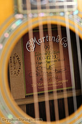 1995 Martin Guitar  000-42 Eric Clapton 410 of 461 Image 7