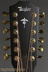 Taylor Guitar Builder's Edition 652ce, WHB NEW Image 5