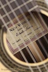 New World Guitar Estudio 650, Spruce  NEW Image 7