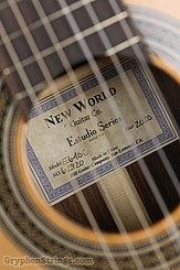 New World Guitar Estudio 640 Cedar NEW Image 7