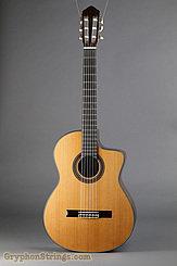 New World Guitar Player 640 Fingerstyle, Cedar NEW Image 3