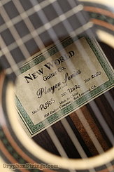 New World Guitar Player 650 Spruce NEW Image 7