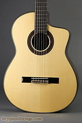 New World Guitar Player 640 Fingerstyle, Spruce NEW
