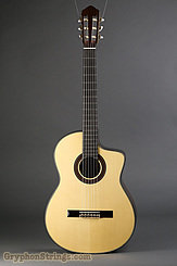 New World Guitar Player 640 Fingerstyle, Spruce NEW Image 3