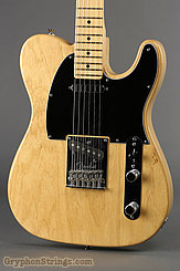 2012 Fender Guitar American Standard Telecaster Natural Image 1