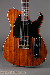 2002 Don Grosh Guitar Hollow Retro VT Palisander Rosewood